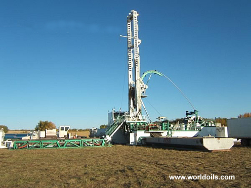2005 Built Land Drilling Rig For